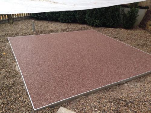 Steinteppich 11